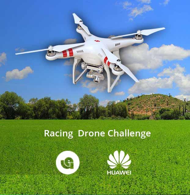 Racing Dron Fundación Universidad-Empresa