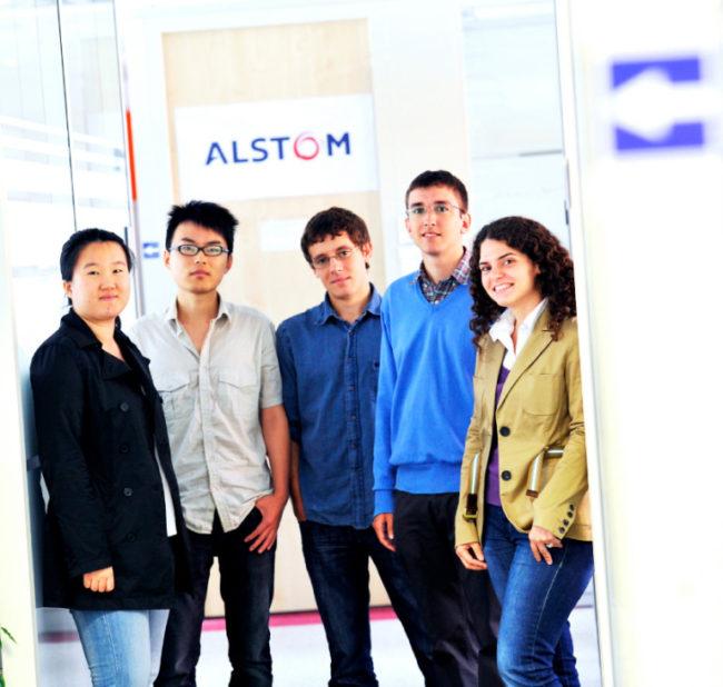 Alstom - Fundación Universidad-Empresa