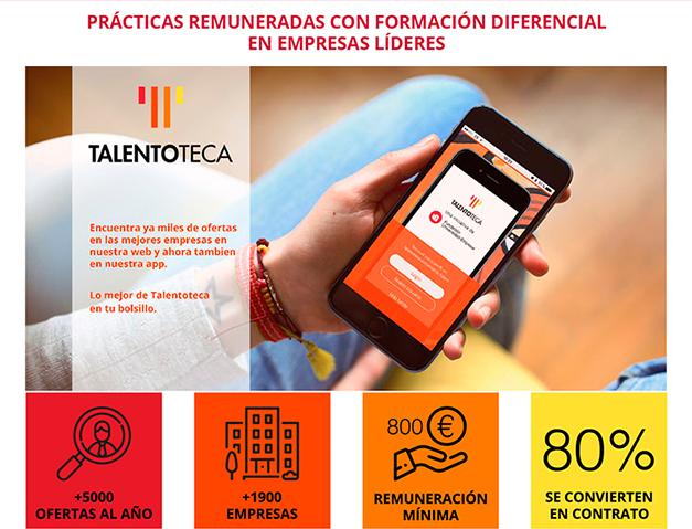 Talentoteca Fundación Universidad-Empresa