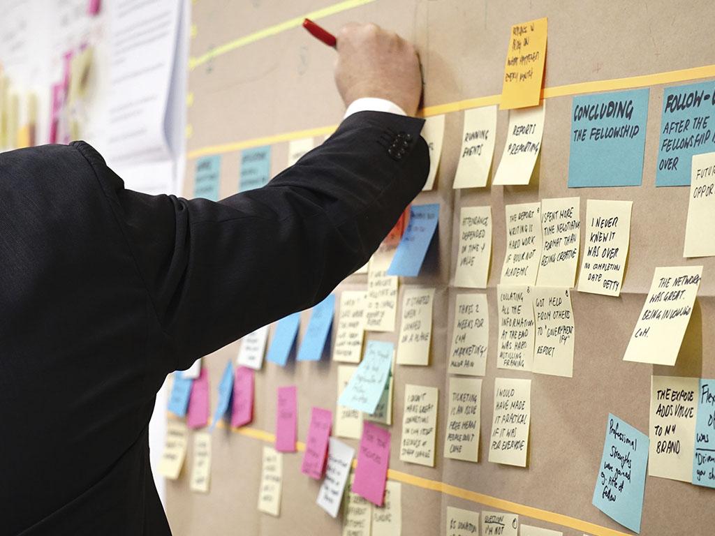 Gestión de proyectos claves para el éxito